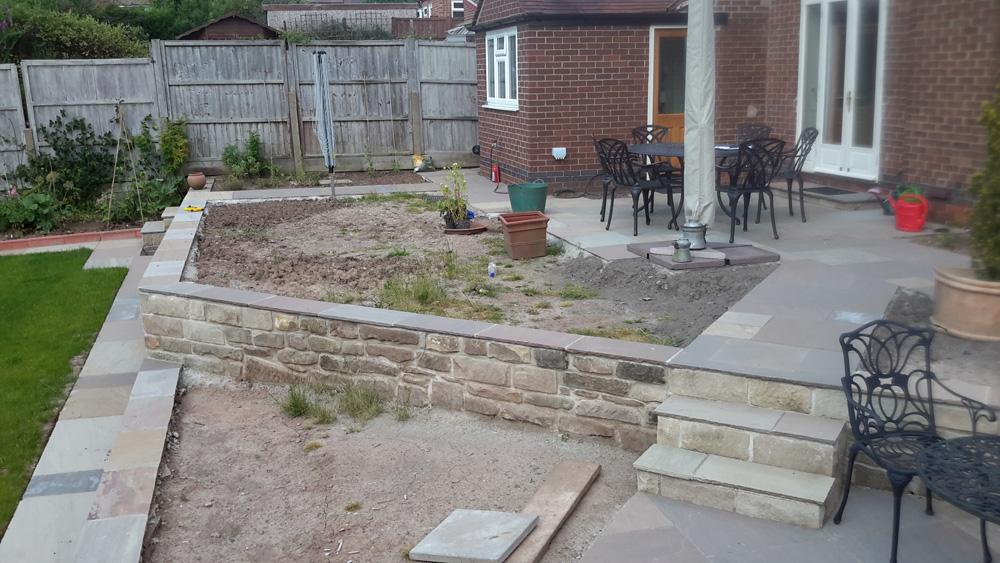 Everedge - Derby garden